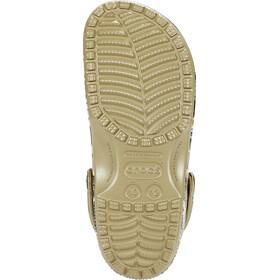 Crocs Classic Realtree Clogsit, khaki